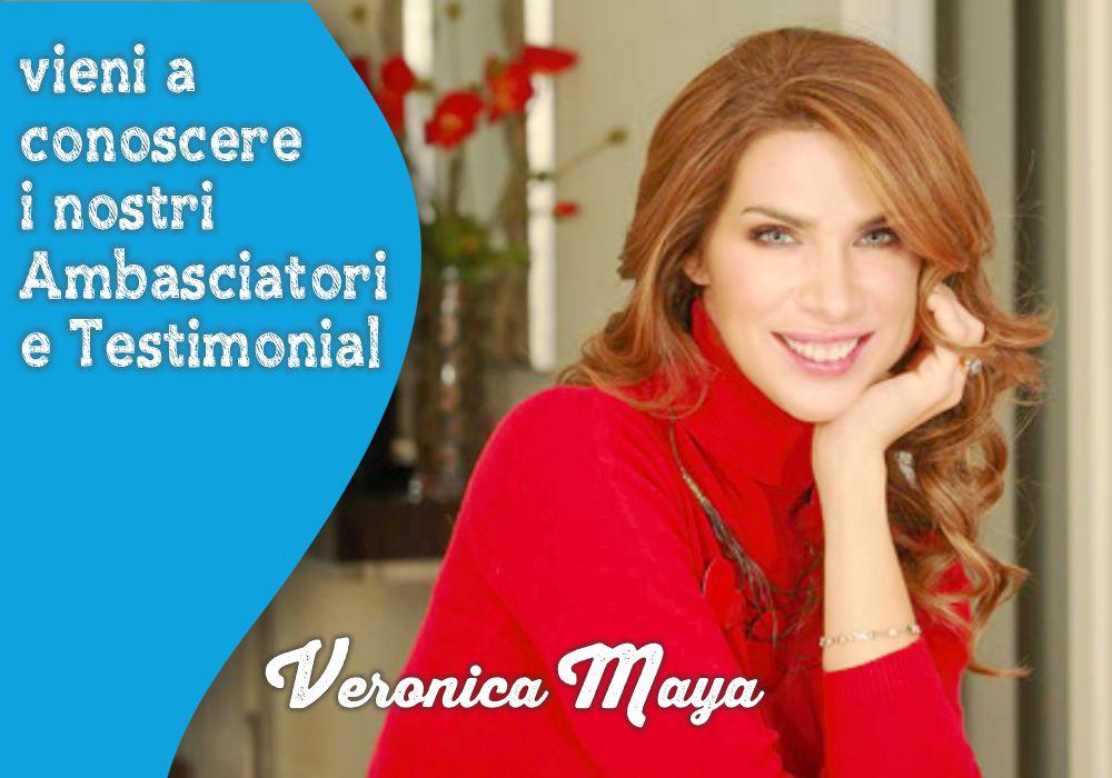 Veronica Maya - Ambasciatrice Conadi