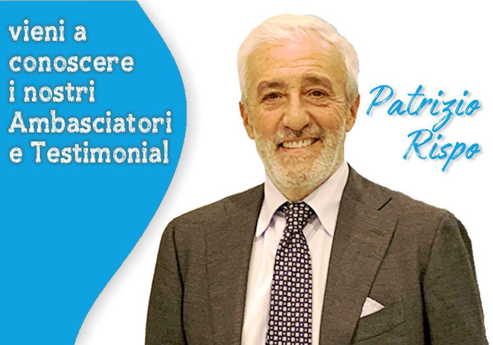 Patrizio Rispo - Ambasciatore Conadi
